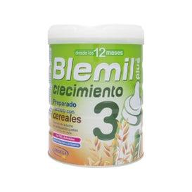 Blemil™ plus 3 crecimiento con cereales 800g