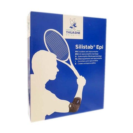 Thuasne Silistab Epi Coudière Anti-Épicondylite Gris T2