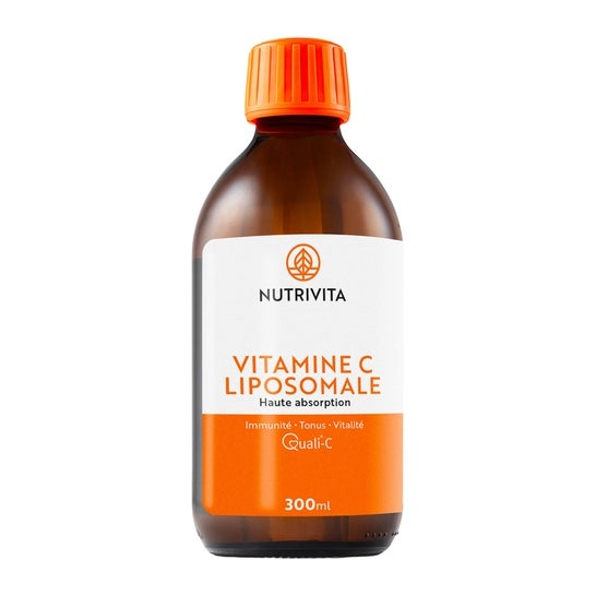 Nutrivita Vitamine C Liposomale 300ml