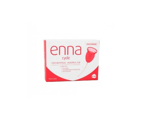 Coupe menstruelle Enna Cycle T- L