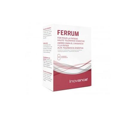 Ysonut Inovance Ferrum 60 comprimés
