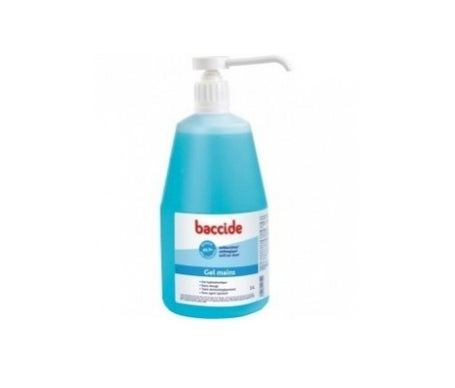 Baccide Gel Main S/Rincag 1L