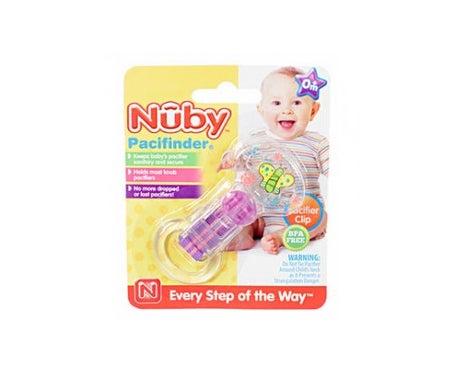 Pincette à sucette Nuby 1 pc