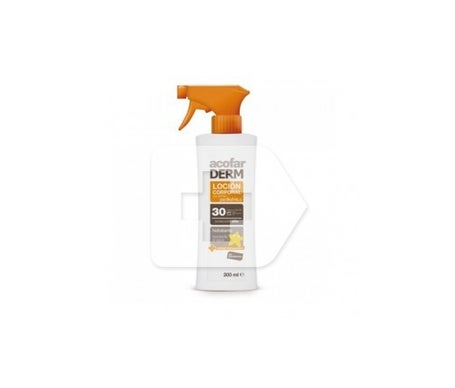 Acofarderm Spray Photoprotecteur Pédiatrique SPF 30 200ml