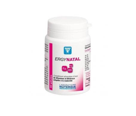 Nutergia Ergynatal 60 Comprimés