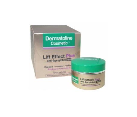 Dermatoline + Cr A-Age Nuit50Ml