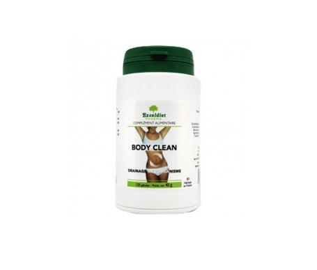 Exceldiet Pharma Body Clean 120 Gélules