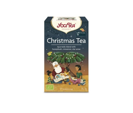 Yogi Tea Infusion Bio Christmas Tea 17 sachets 35.7g