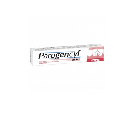 Parogencyl Forte Dentifrice 75 ml