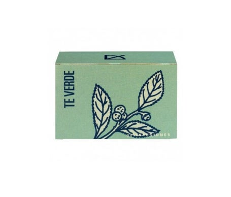 La Pirenaica Thé Vert 20 Filtres