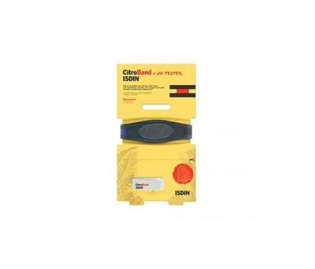ISDIN CitroBand bracelet anti-moustiques + 2 recharges