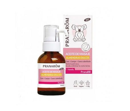 Pranarôm Pranabb Aceite De Masaje Almendras Dulces 30 ml