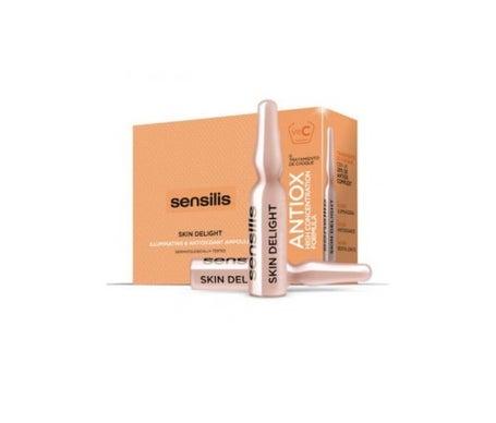 Sensilis Skin Delight 15 flacons X 1.5ml