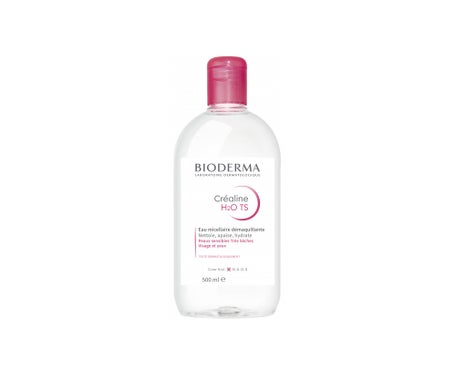 Bioderma Créaline Ts H2O Solution Micellaire Démaquillante 500ml