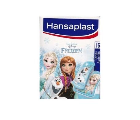 Hansaplast Junior bandes adhésives Congelé 16 pcs