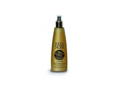 Soleil Noir Spray Huile Sèche Vitaminée Sans Filtre 150ml
