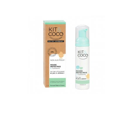 Kit & Coco Mousse Protectrice Hydratante Anti Poux 75mL