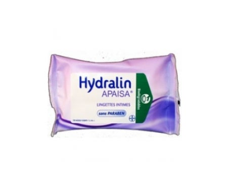 Hydralin Hydralin Quotidien Soins Intimes 10 Lingettes