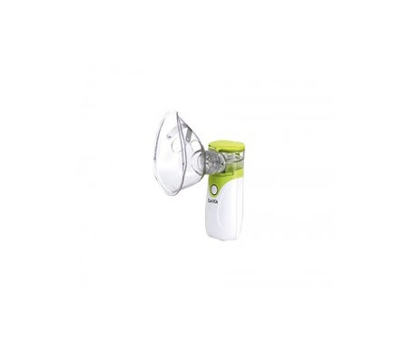Laica Nebulizador A Ultrasonidos Ne1005 Blanco/pistache