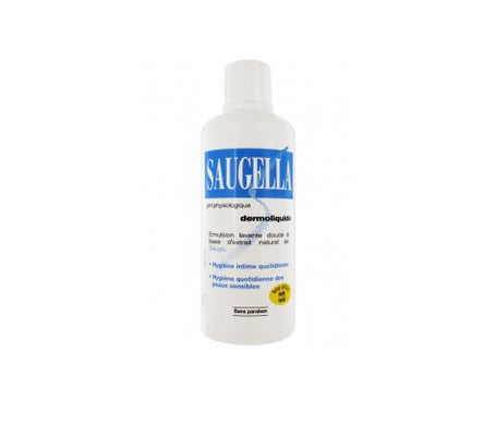Saugella Dermoliquide Solution Lavante 750ml