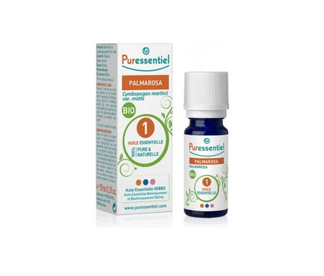 Puressentiel Huile Essentielle Palmarosa Bio 10 ml