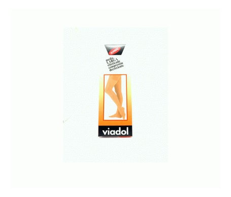 Viadol bas de compression longue compression normal beige normal beige T 3
