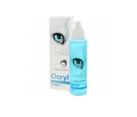 Tvm - Ocryl Solution Oculaire 135ml