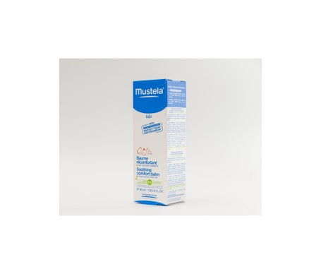 Mustela Baume Réconfortant Soin pectoral 40ml