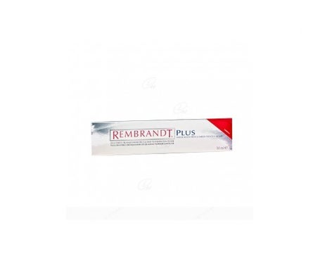 Rembrandt plus dentifrice blanchissant 50ml