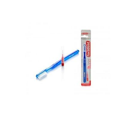 Foradent Orto 1 brosse à dents + 1 brosse à dents interdentaire