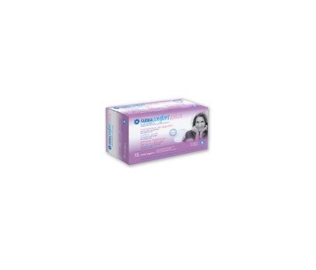 Farmaconfort Plus mini cotton pads 15 pcs