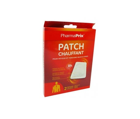 Pharmaprix Patch Chauffant 8h 2 patchs