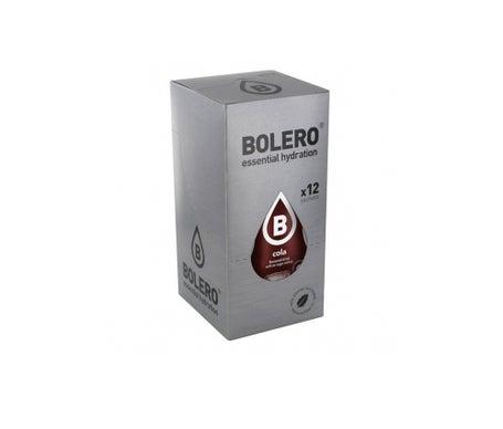 Bolero Cola Drink 12 Sachets 9g
