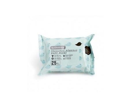 Suavinex™ toallitas húmedas húmedas 25uds