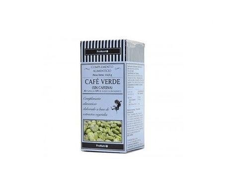 Café vert Pronutri (sans caféine) 30caps