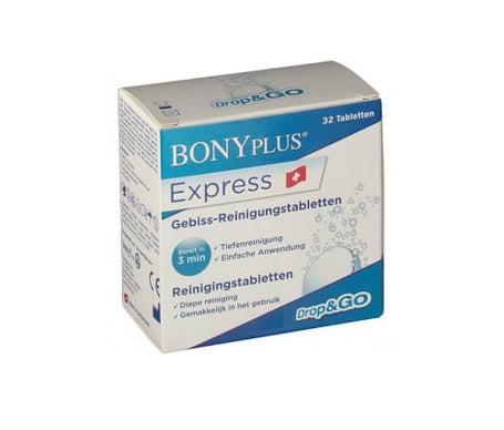 Bonyplus Tabl/Net Eff Express32