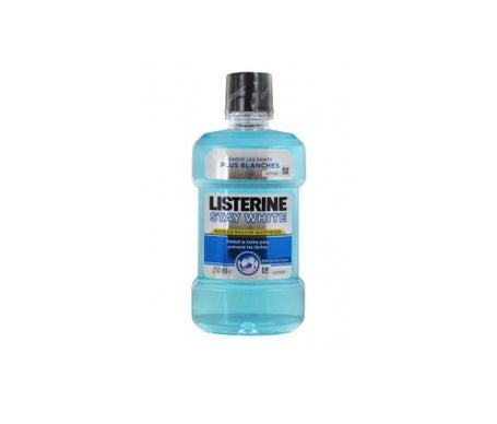 Listerine Bain De Bouche Stay White 250ml