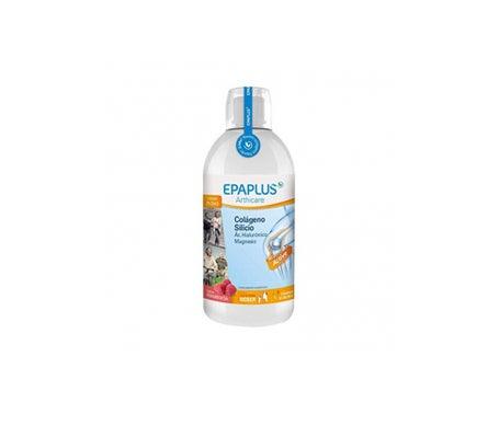 Epaplus Collagène + Acide Hyaluronique Goût Framboise 25 Jours 1l