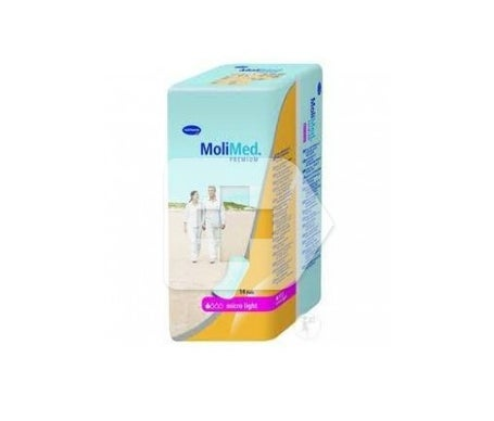 Molimed Micro Light 14uds