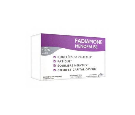 Fadiamone Ménopause 60 comprimés + 30 capsules