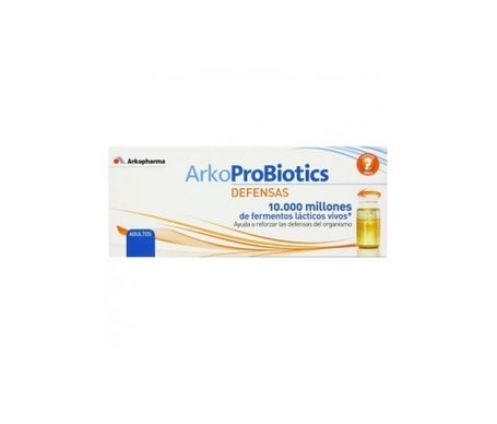 Arkoprobiotics Défenses Adultes 7 unidoses