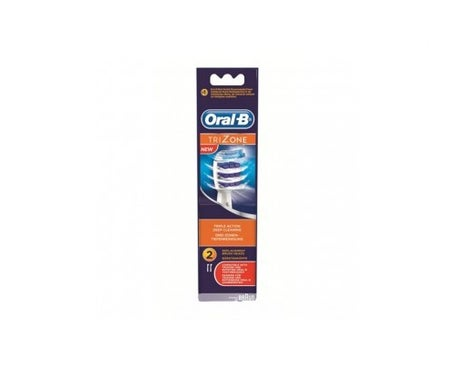 Oral-B Vitalité TriZone recambios 2uds