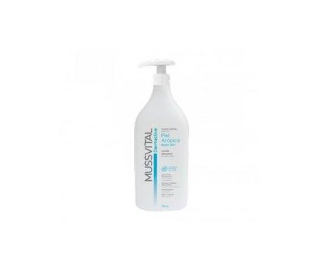 Mussvital Derma lait corporel aux peaux atopiques 750ml