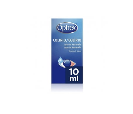 Optone Solution Oculaire Apaisante 10 ml