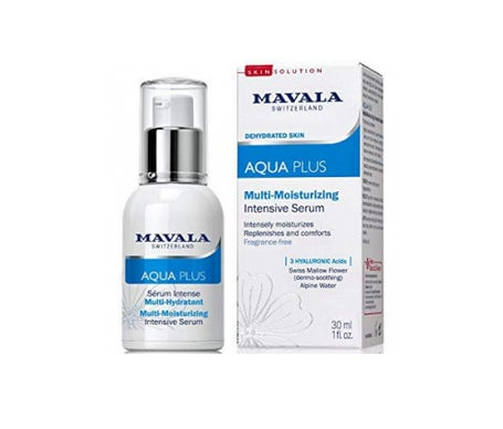 Mavala Aqua Plus Serum Multi Hydratant 30ml