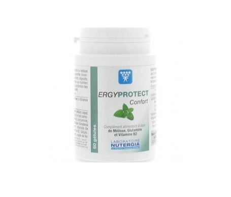 Nutergia Ergyprotect Confort 60 Gélules