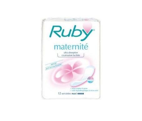 Ruby Serviettes Maternité