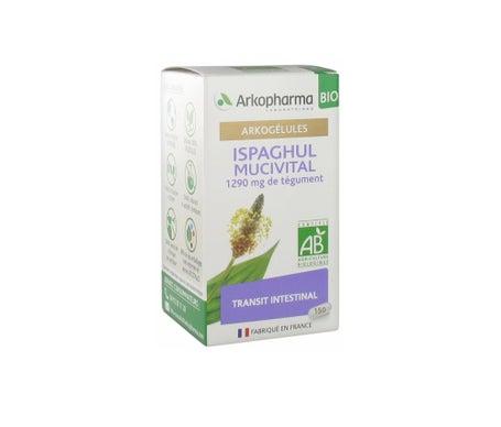 Arkogelules Ispaghul Mucivital Bio 150caps