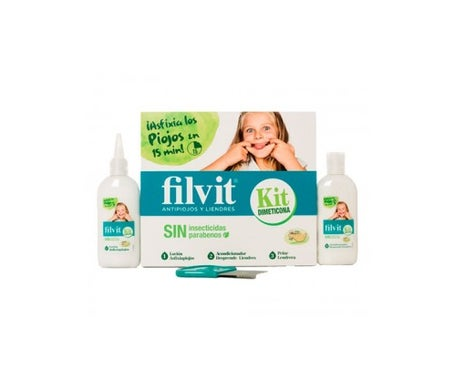 Kit Filvit Dimethicone