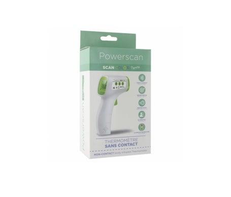 Powerscan Thermomètre Sans Contact